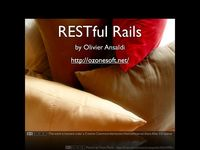 RESTful Rails presentation